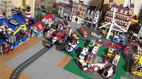 Youtube Lego Layout   lego city layout 2013 youtube