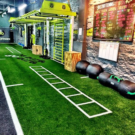 functional fitness design open space for