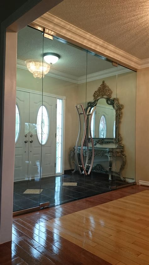 residential room dividers glass residential glass room dividers