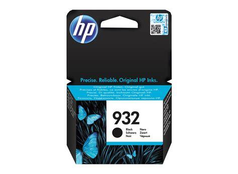 Tinta Original Hp cartucho de tinta original hp 932 negro hp store espa 241 a