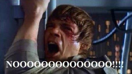 Star Wars No Meme - luke skywalker no