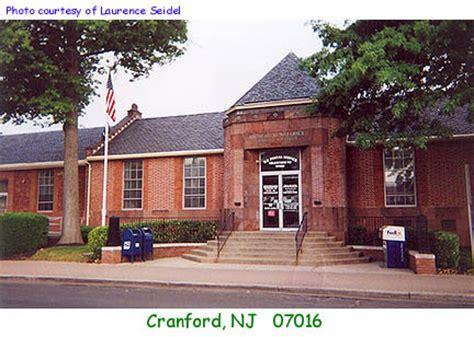 Cranford Post Office cranford nj post office hometown