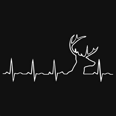 heartbeat hunting tattoo hunting heartbeat deer heartbeat limited clothes