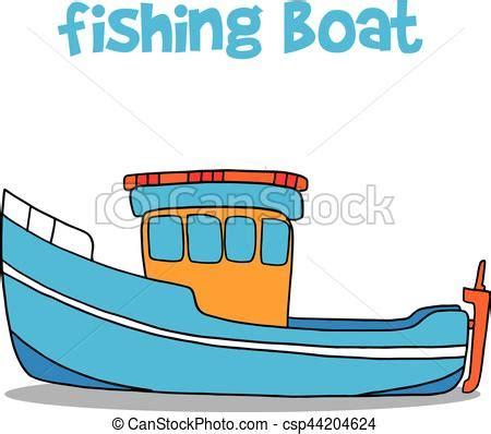 imagenes de barcos en caricatura ilustraciones de vectores de vector arte barco de pesca