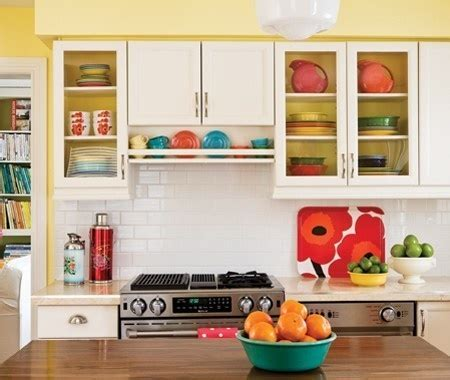 colourful kitchen cabinets 64 best fiestaware display ideas images on pinterest