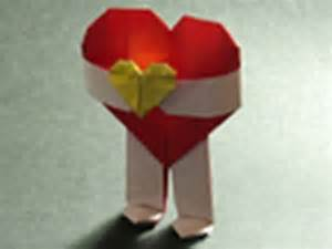Origami For Valentines - s day origami will you be my