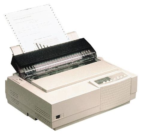 Tinta Printer Dot Matrix Printer Dan Macamnya