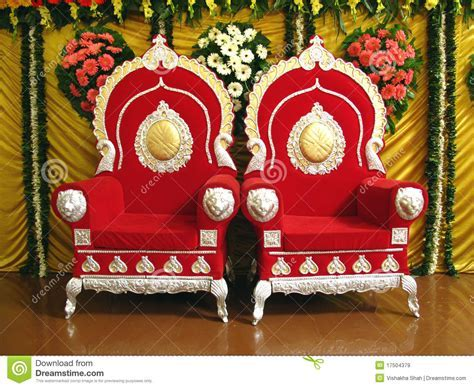 Indian Wedding Stage Royalty Free Stock Images   Image