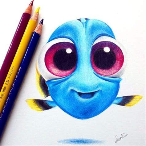 40 creative and simple color pencil drawings ideas color