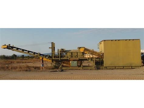 pug mill for sale unknown portable modular pug mill plant 350 tph for sale trade earthmovers
