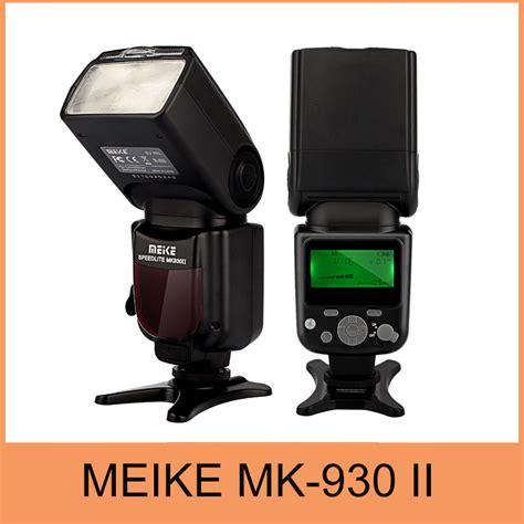 Yongnuo Yn 560 Ii meike mk930 ii mk930 ii as yongnuo yn560ii yn 560 ii flash speedlight for nikon d5200 d5100