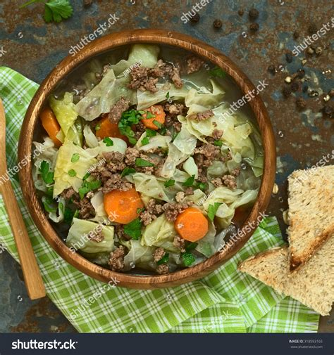 Cooking Light Beef Stew by Savoy Cabbage Carrot Potato And Mincemeat Stew Or Thick