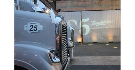 Lu Emergency Atn australian outing for new freightliner news