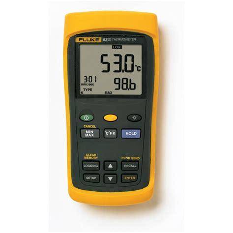 Thermometer Fluke fluke 53 ii digital thermometer