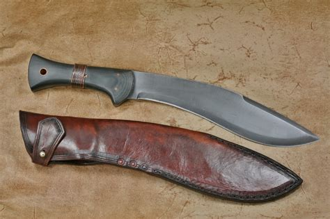 Handmade Personalized - custom modified kukri