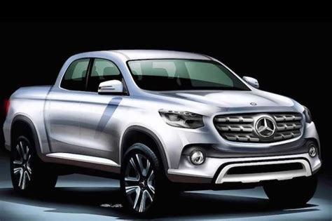 mercedes x class up truck price not expected in