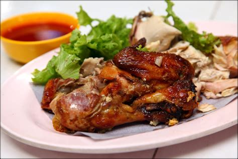 Oven Ayam Golek melaka food guide what s what s not malaya