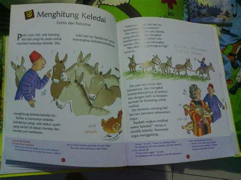 Buku Anak Dongeng Dunia Binatang Dua Bahasa my library 10 dongeng binatang