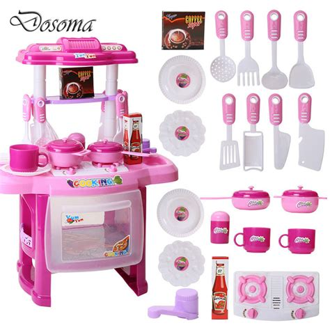 Cook Happy Kitchen Playset Pink 889 39 Mainan Masak Masakan Murah buy wholesale cooking sets from china cooking sets wholesalers aliexpress
