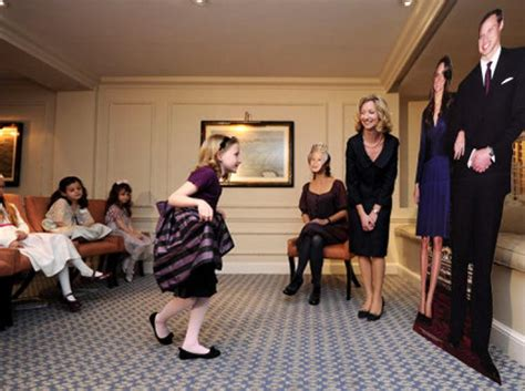 Smart Princess Etiquette Class princess prep queenly classes lure bewitched by royal wedding ny daily news