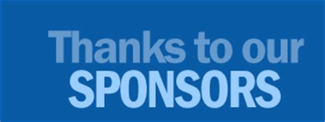 Thank You To Our Advertisers 2 by Our Sponsors