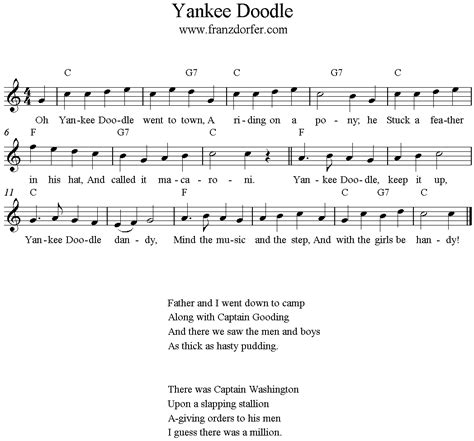 yankee doodle how to play yankee doodle l2