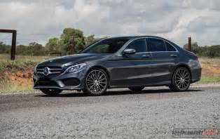 Mercedes Benze Mercedes C 250 Amg Line Review Performancedrive