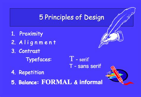 font design principles cottage country reflections usability writing and