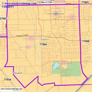 zip code map of 77504 demographic profile residential