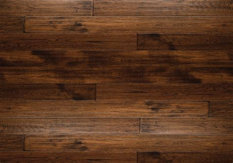 Cedar Floor by Cedar Rail Designer Hickory Lauzon Hardwood Flooring