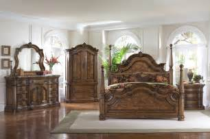 Pulaski Bedroom Sets buy san mateo poster bedroom set by pulaski from www mmfurniture com