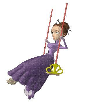 swing animated gif kaz creations people swing woman animated kaz creations