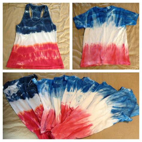 tie dye 4th of july shirts merica successful pinning