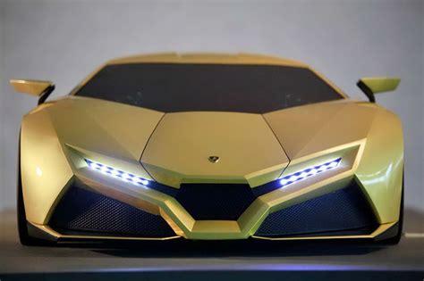 Lamborghini Future Concept by Lamborghini Cnossus Future Auto Concept