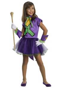 halloween costumes girls girls joker tutu costume
