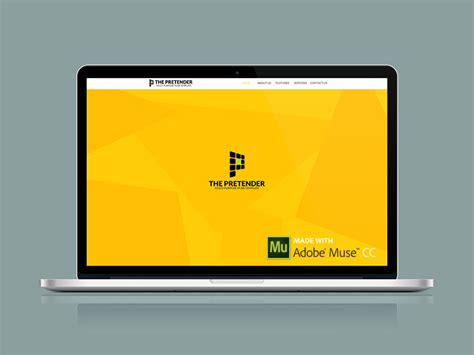 adobe muse templates free 25 free muse templates creative website themes and
