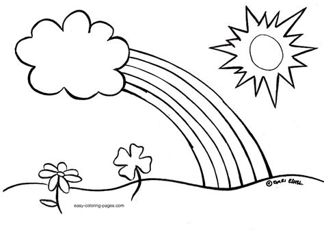 printable coloring pages easy easy coloring pages for az coloring pages