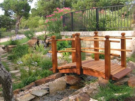backyard bridges pdf diy woodworking garden bridge download woodworking