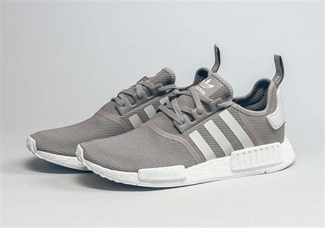 Adidas Grey adidas nmd r1 grey white sneakernews