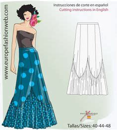 Kimono Blouse Mol sketch skirt with tiered flounces places to visit patterns 1940s and the top