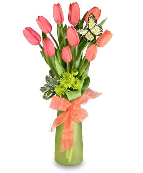 tulips arrangements thoughtful tulips arrangement in richland wa arlene s