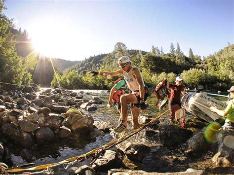 The American Run How To In For The Western States Endurance Run