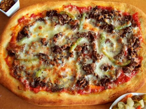 Beef Pizza Medium portillo s beef archives proud italian cook