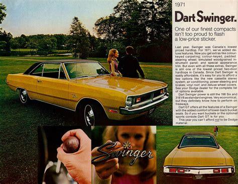 dodge dart  classic garage