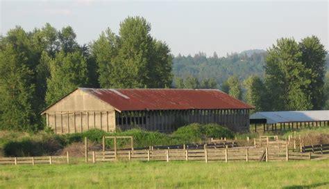 Washougal Barn washougal wa rustic barn along the trail photo