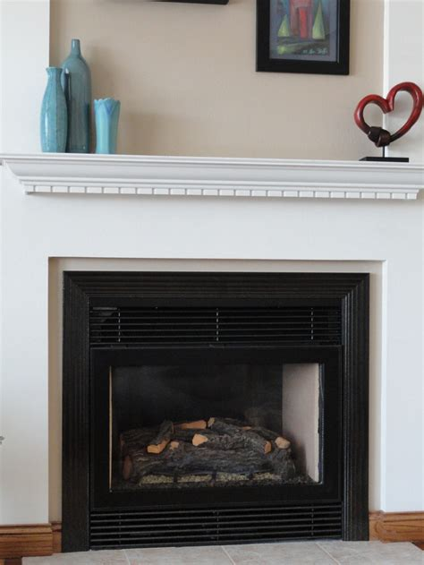 spray paint fireplace pin by farrah martin on for the home paint