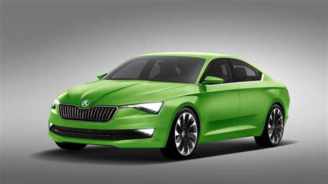 skoda vision c 2016 concept wallpapers