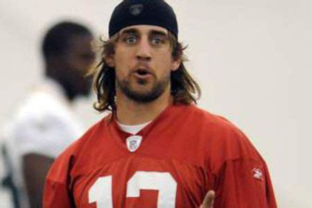 green bay packers haircuts love long hair aaron too aaron rodgers pinterest