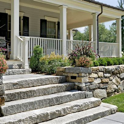17 best ideas about front porch steps on front