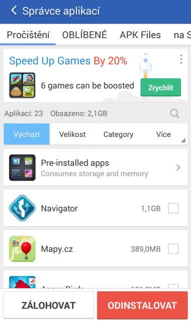 ccleaner za telefon aplikace clean master vyčist 237 dokonale v 225 š telefon gamestar